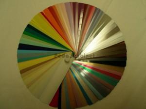 Gama culori jaluzele orizontale