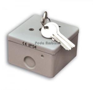 Intrerupator cu cheie rulouri exterioare